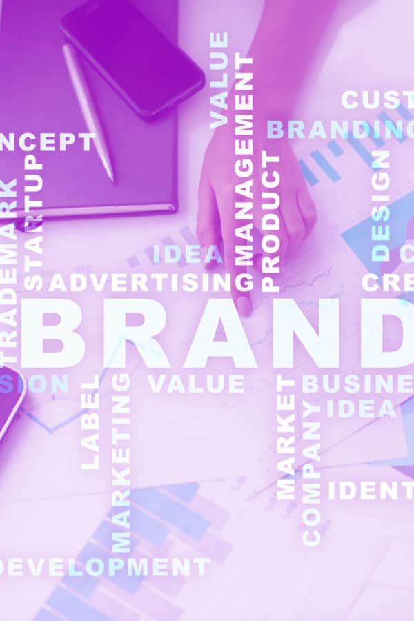 Word Image about Brand